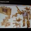 Transformers Sdcc 2012 Linkin Park Soundwave/17900