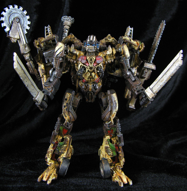 Transformers Custom End Of The/18354