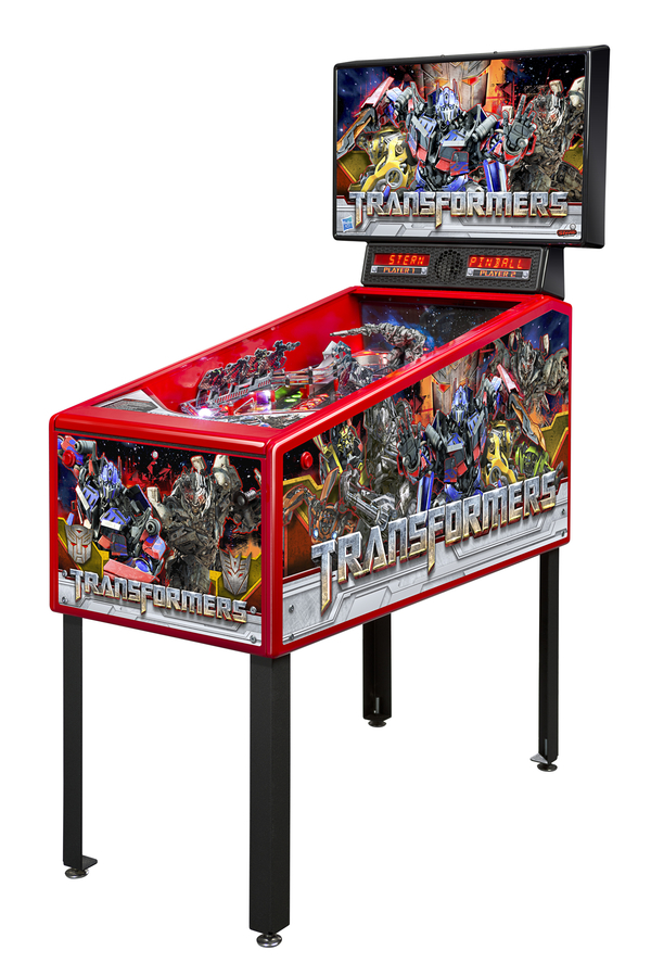 Transformers Stern Announce Transformers Pinball Classic/18539