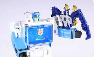 Transformers E Hobby Shattered Glass Soundwave/19080