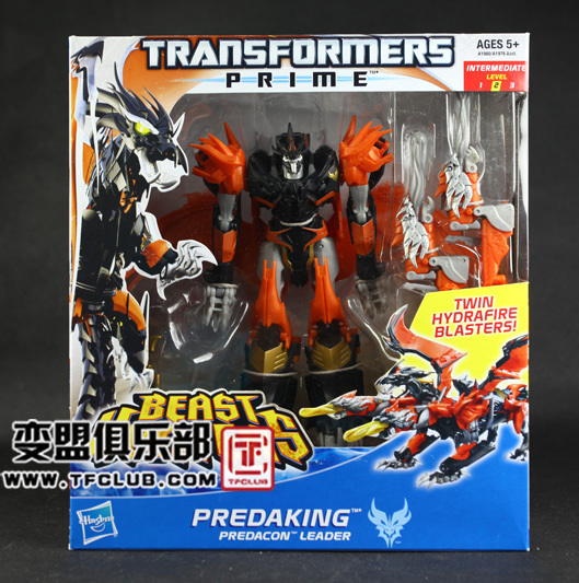 Transformers Boxed Images Of Transformers Beast/19250