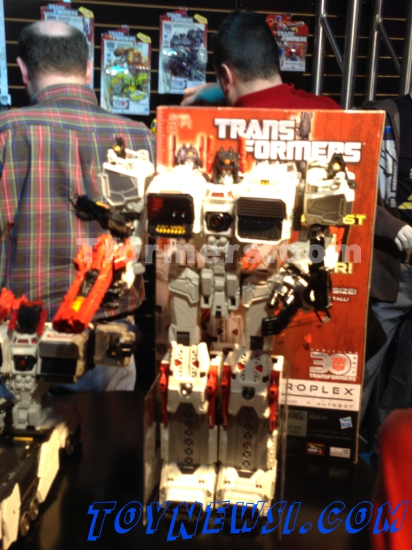 Transformers Toy Fair 2013 Hasbro Live/19467