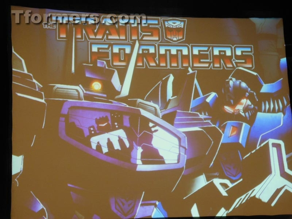 Transformers Sdcc 2013 Idw Publishing Panel/20776