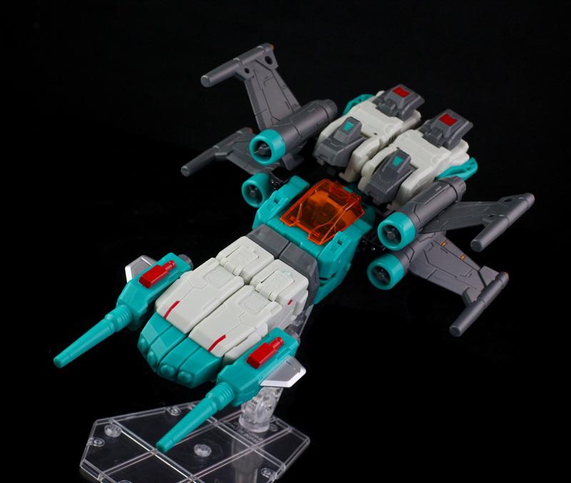 Toyworld TW-H02 Transformers Headmasters Brainstorm Brainwave Figure