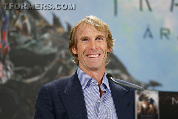 Michael Bay: Transformers: The Last Knight 'Shorter Than The Last Three Movies By A Lot'