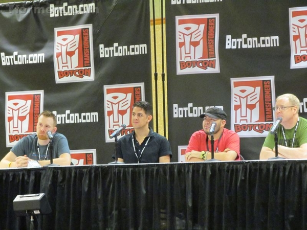 Botcon 2015 The Art Of Transformers Panel Report Featuring Idw Comics Artists/26918
