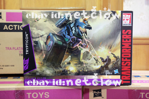 Platinum Edition Reissue Generation 1 Trypticon Hits Ebay/26922