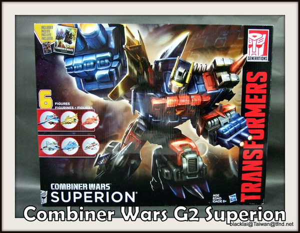 Combiner Wars G2 Superion In Hand Photos/28194