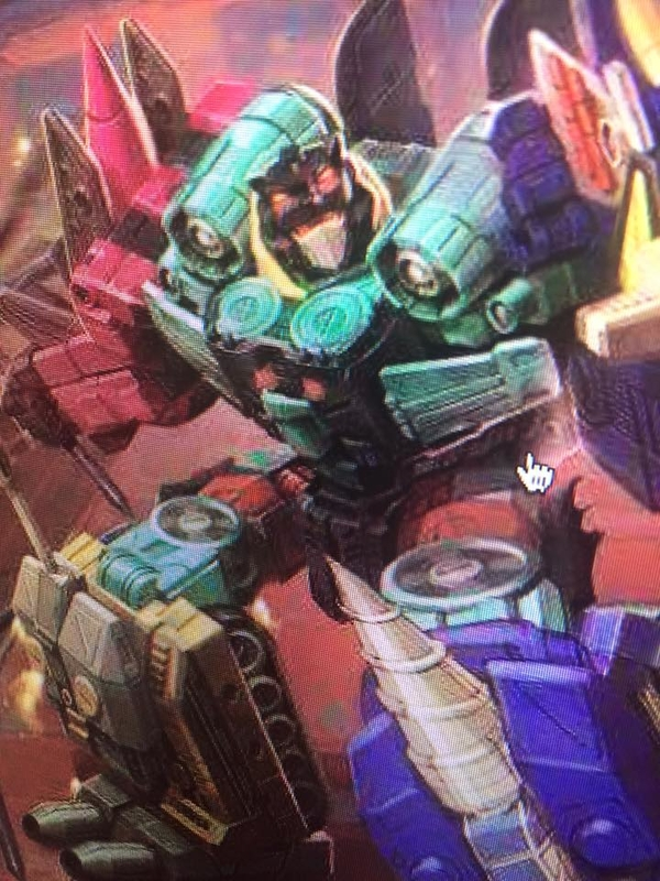 Combiner Wars Not As Over As We Thought Liokaiser Artwork Surfaces/28326