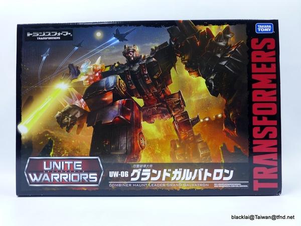 Unite Warriors Uw06 Grand Galvatron Photo Gallery/29048