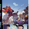 Transformers 54 3 Page Comicbook Preview All Hail Optimus Prime Part 5/29331