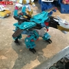 Sdcc 2016 Hasbro Breakfast Event Generations Titans Return Gallery With Megatron Gnaw Sawback Liokaiser More Sdcc2016/29695