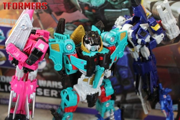 Sdcc 2016 More Images From Hasbro Breakfast Spotlighting Platinum Edition Liokaiser Plus Walgreens Exclusive Brainstorm Sdcc/29698