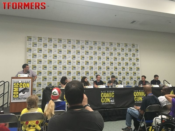 SDCC 2016 - Panel Report IDW & Hasbro Revolution - Transformers, ROM, Micronauts, GI Joe,  MASK Universe