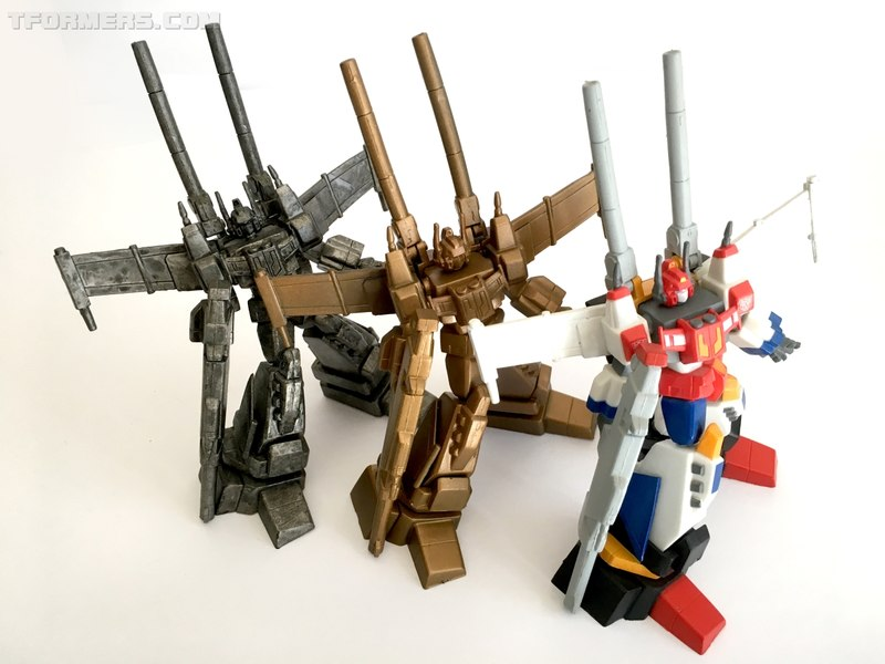 Takara SCF Star Saber Chase Figures Spotlight - Throwback Thurday