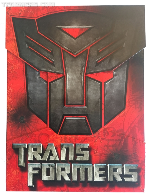 Transformers 2007 Amazing Transforming Press Kit - Throwback Thursday