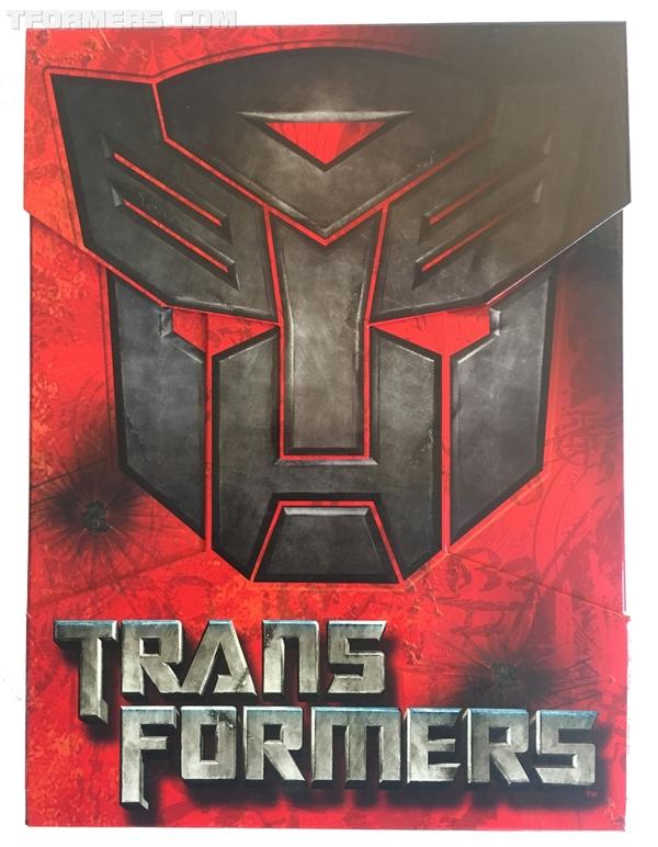 Transformers 2007 Amazing Transforming Press Kit Throwback Thursday/31104