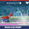 Epic DinoBots In Disaster Dash - Hero Run Rescue Bots Game From Budge Studios
