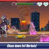 Epic Dinobots In Disaster Dash Hero Run Rescue Bots Game From Budge Studios/31370