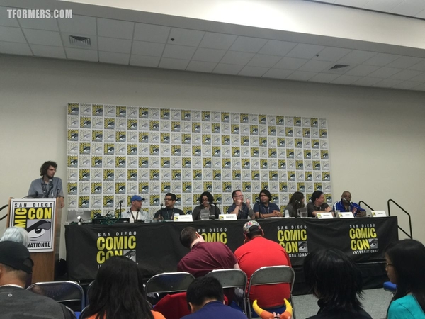 SDCC 2017 - IDW Hasbro Comics Panel Report: First Strike, Transformers, Micronaughts, ROM, More!