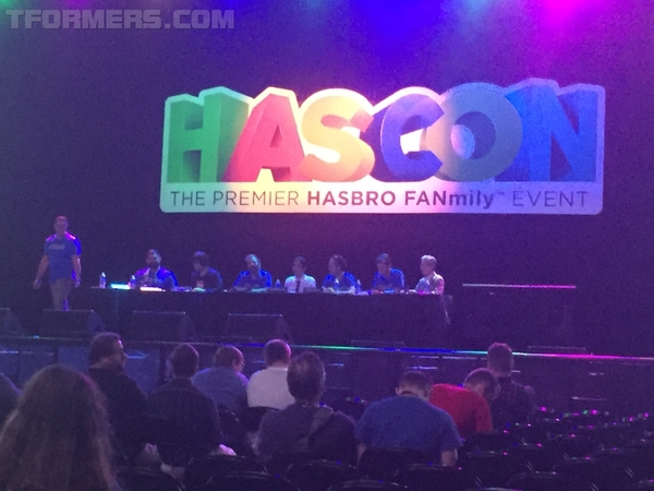 HasCon 2017 - Transformers Panel Live Report With New Product Slides