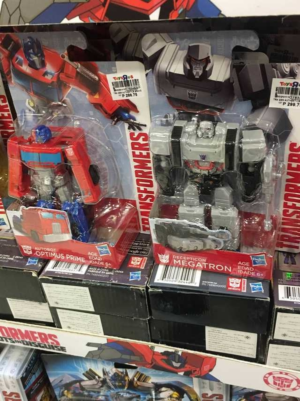 Transformers Authentics Bravo Wave Sighted In Phillipines/32899