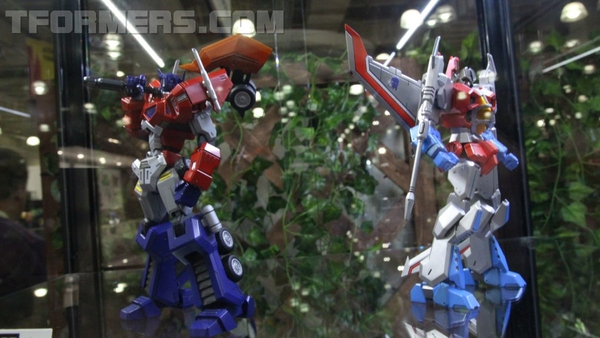 Toy Fair 2018 Optimus Prime And Starscream Figures Coming From Flame Toys Nytf/33214