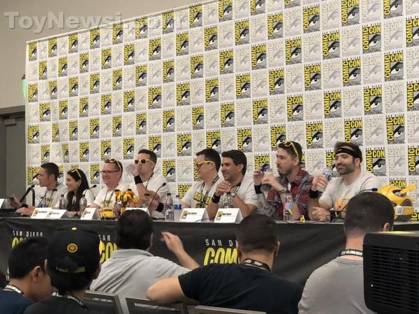 SDCC 2018 - Hasbro Transformers Panel Report