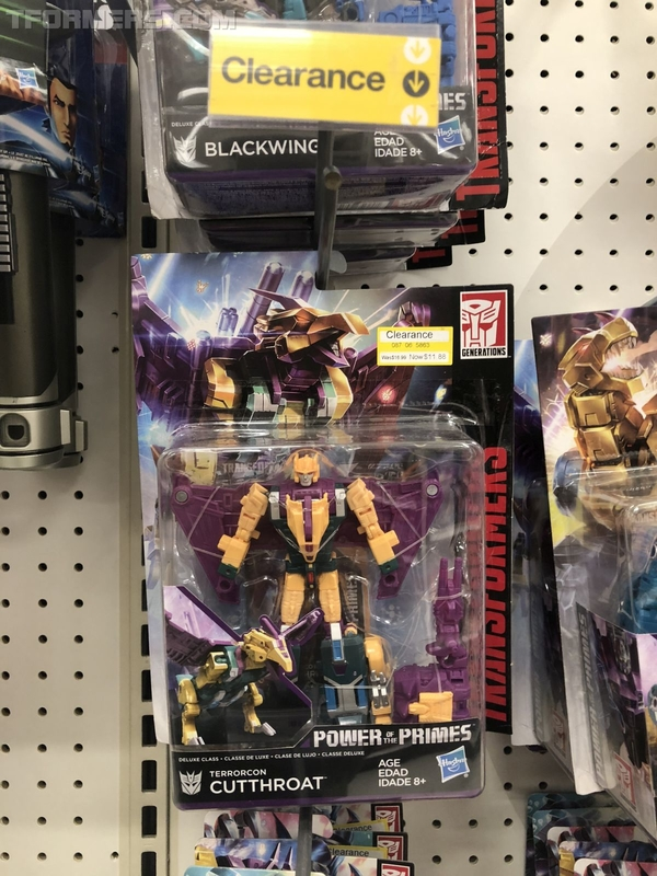 DEAL: Power of the Primes Transformers on Clearance at Target