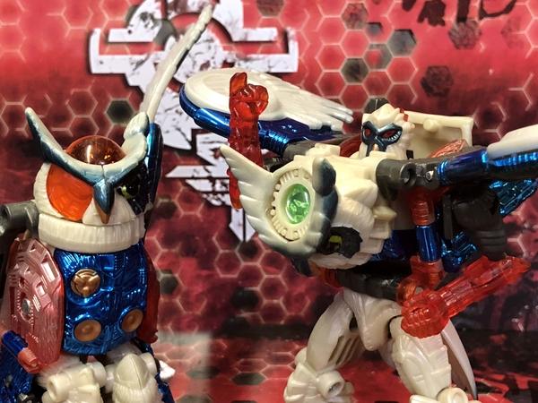 Superb Owl Sunday - Beast Wars TransMetal 2 Prowl II