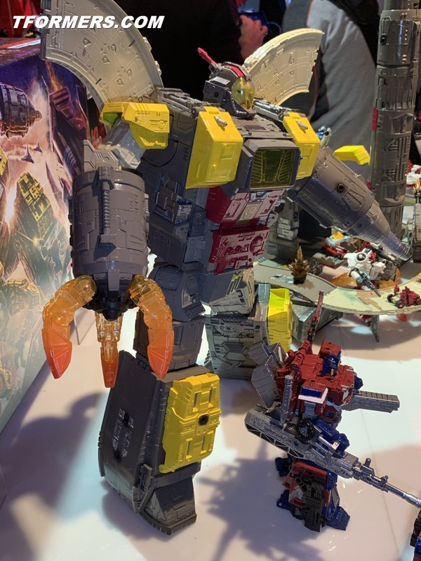 Toy Fair 2019 - Hasbro Transformers Showroom Images