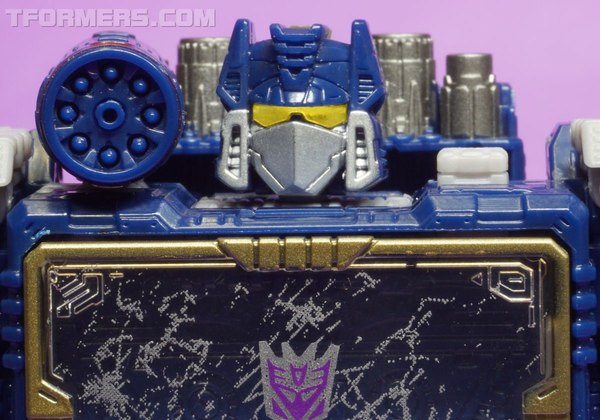 GALLERY: SIEGE WFC-S25 Soundwave War For Cybertron High-Res Images