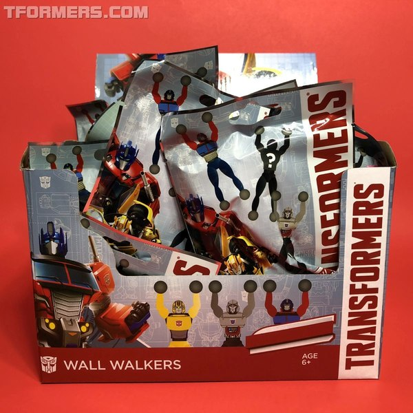 Transformers Wall Walkers Wave 2 Blind Bag Toys