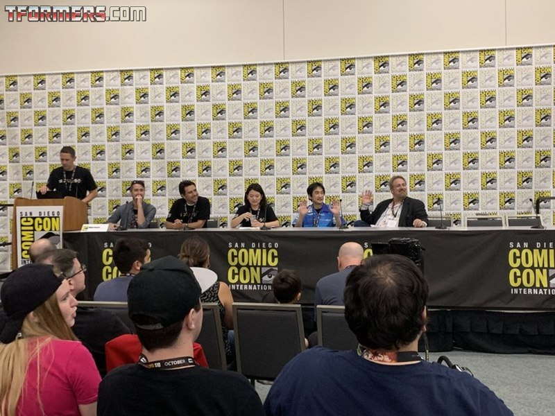 SDCC 2019 - Hasbro Transformers New Products Panel Report