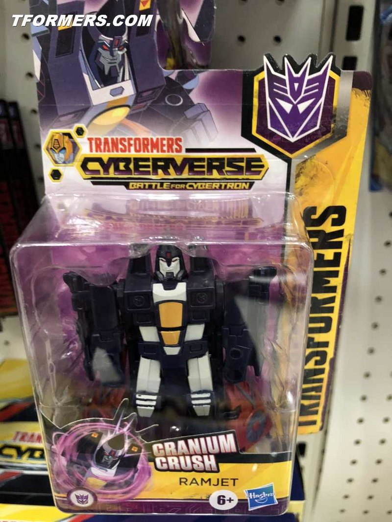 New Cyberverse Sighted - RamJet, Dead End, Starcream, Grimlock, Optimus Prime, Bludgeon, More at Target  Mesa, AZ