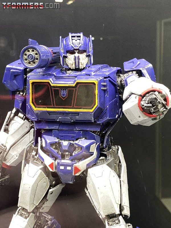 Toy Fair 2020 - Thereezero Showroom Transformers Movie Series Images