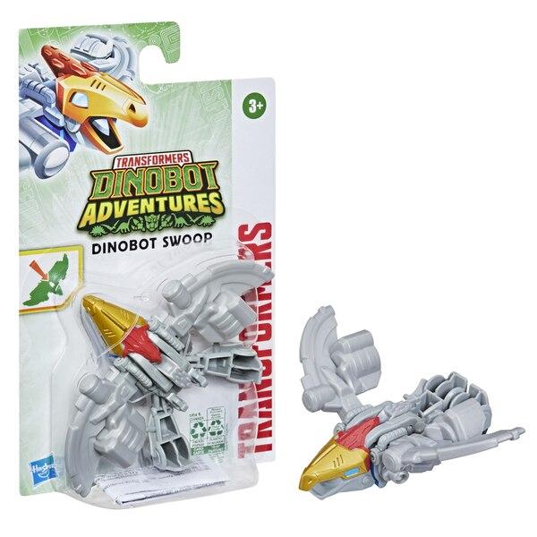 Transformers Dinobot Adventures Dinobot Strikers Swoop, Sludge, Snarl, Slug Official Images and Details