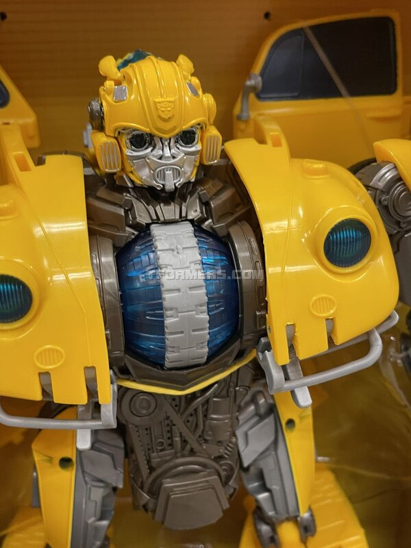 Buzzworthy Power Charge Bumblebee and Crash Combiners Found in California, USA