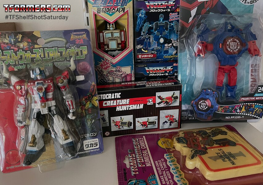 #TFShelfShotSaturday - Recent Collectibles Hauls are Right on Time